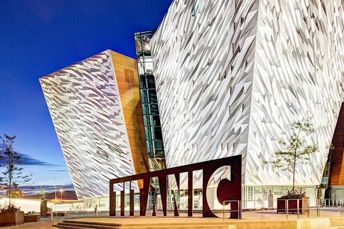 Titanic Belfast Admission Ticket with SS Nomadic Access 2021