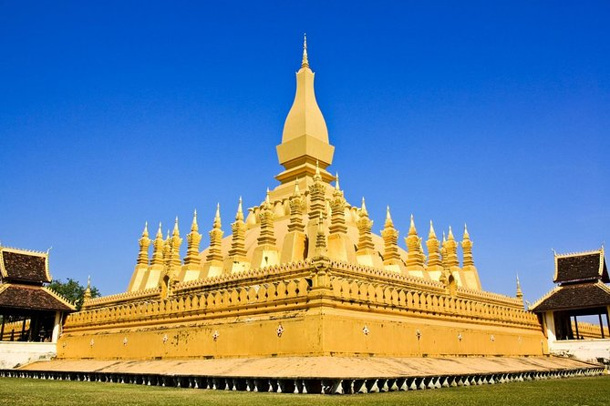 Vientiane City Day Tour and Buddha Park Visit with Lunch