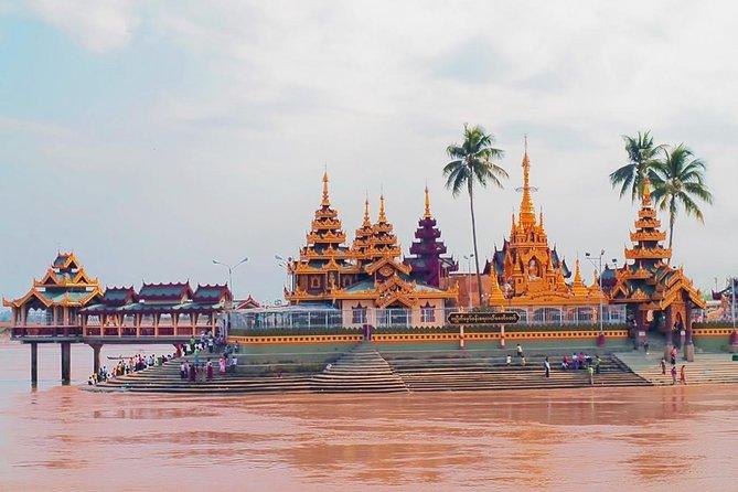 Half-Day Thanlyin Tour in Yangon