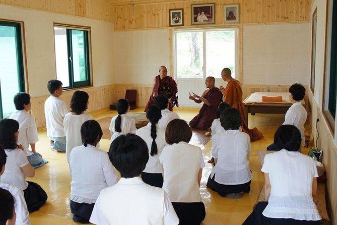 Learning Meditation at Mahasi