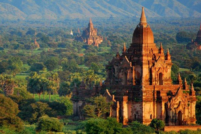 Half-Day Bagan Exploration