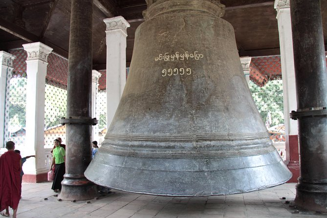 Full day discovery of Mingun- Mandalay