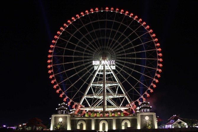 Sunworld Halong theme park ticket with roundtrip transfer