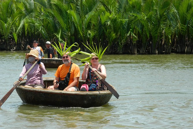 Hoian Basket Boat And Bike Private Half Day Tour
