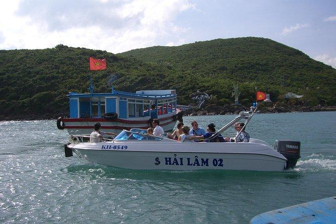 Cai River Cruise In Nha Trang