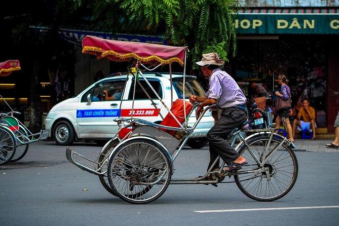 Nha Trang Street Food Tour by Cyclo