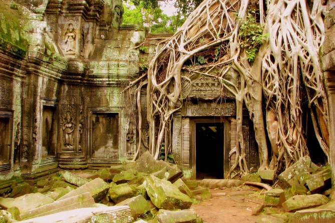 Multi-Day Tour of 5 Days Ho Chi Minh City and Siem Reap