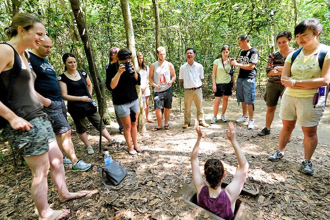 LUXURY Cu Chi Tunnels and Mekong Delta: Full-Day Deluxe Small-Group max 12 pax photo 10