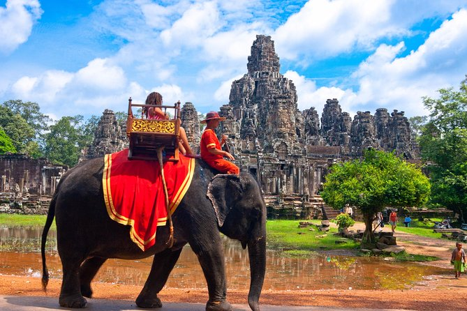 Siem Reap 4 Days