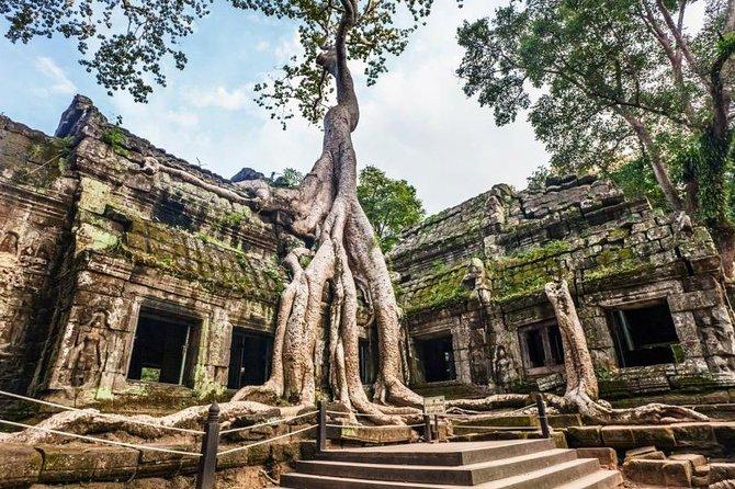 Siem Reap_ Phnom Penh 5 Days