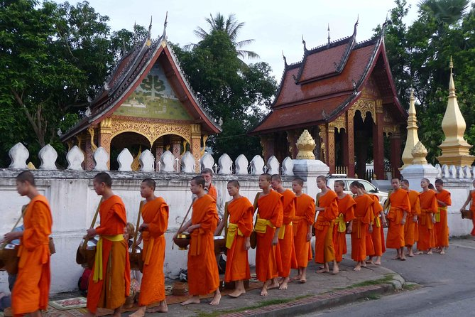 Luang Prabang Extension - 5 Days 4 Nights