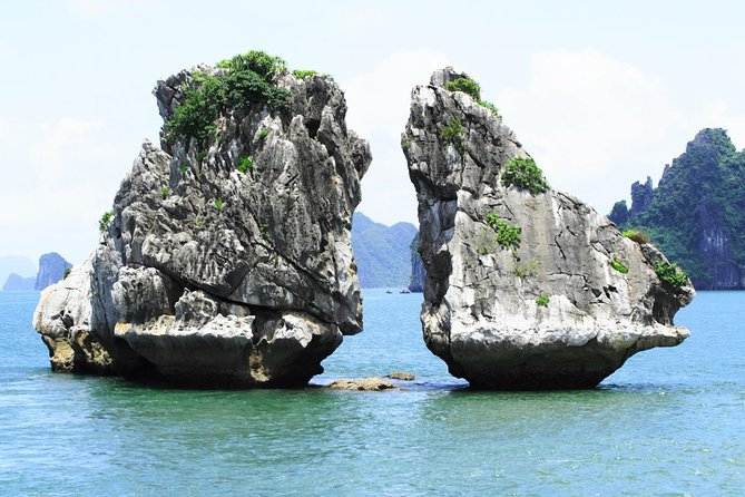 Full day Ha Long Bay and cave from Hanoi