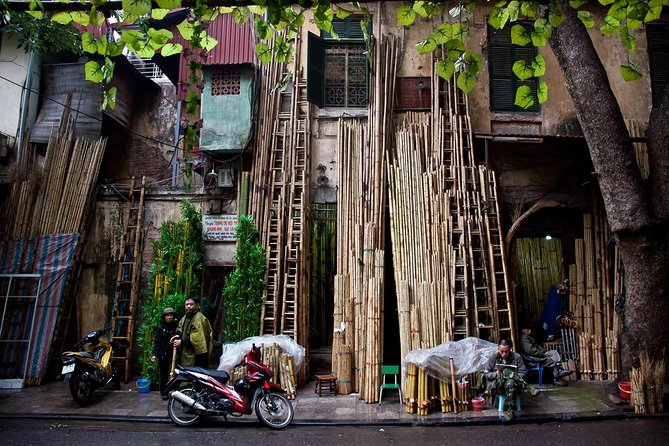 Private Full-Day Guided Tour of Hanoi Including Lunch
