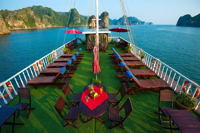 3d2n Discover Halong Bay With Gray Line Cruise