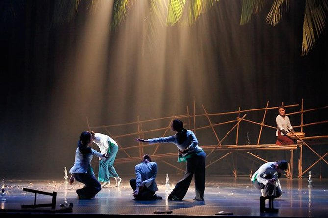 The Mist Dance Show In Saigon With Roundtrip Transfer
