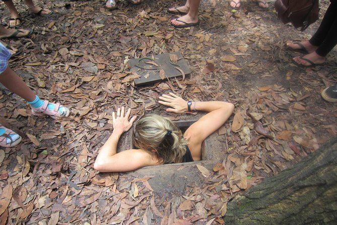 Cu Chi Tunnels Half Day Joining Tour