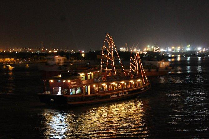 Cruise Dinner On Saigon River