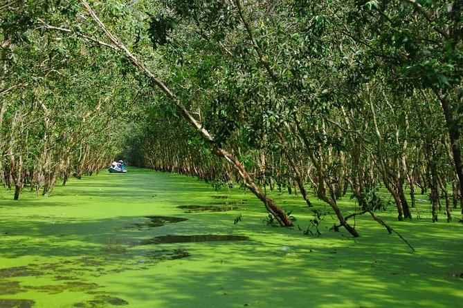 3-day Mekong Delta tour with Tra Su Sanctuary