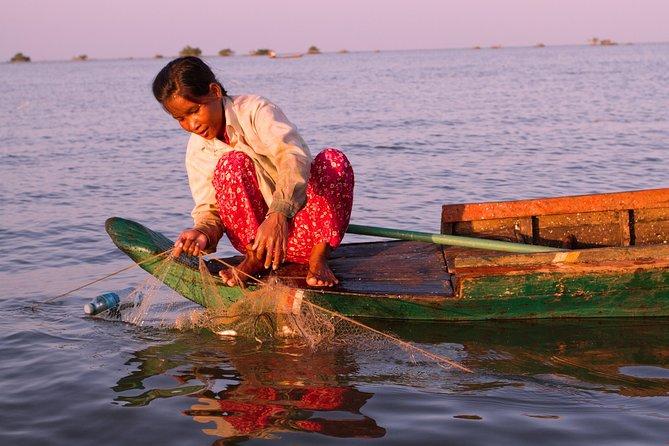 Half-Day Tour of Chong Khneas - Tonle Sap Lake