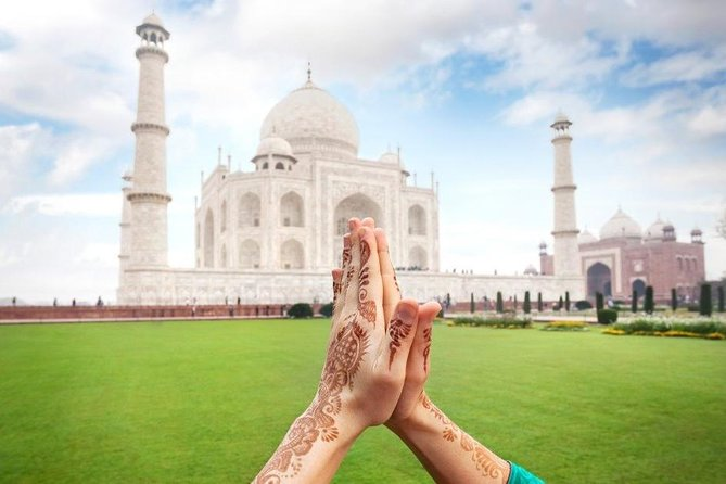 Private Golden Triangle Tour from Delhi by Car