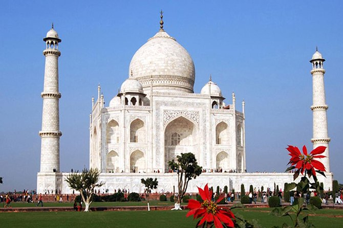 Delhi and Agra Private Combo Tour from Delhi