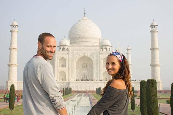 2 Days Private Taj Mahal Tour for Couple