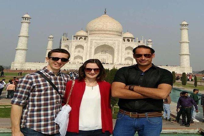 Deli, Agra e Jaipur - 3 dias de excursão