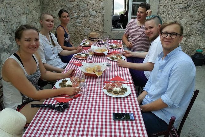 Skadar Lake Wineries Tour with Wine and Food Tasting from Kotor