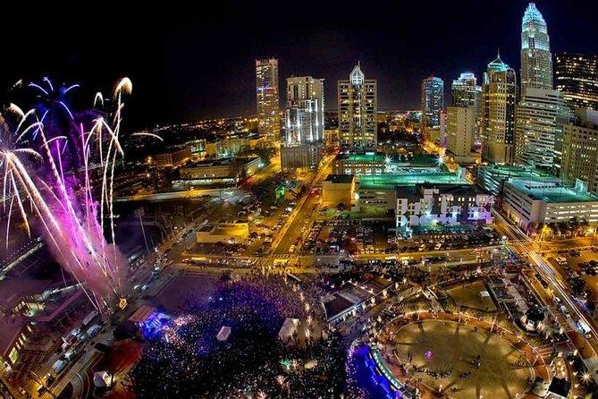 Recorrido en segway por las luces navideñas de Charlotte