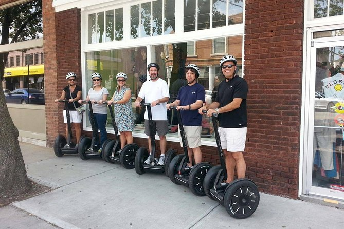 Kansas City Museums, Parks, and History Segway Tour
