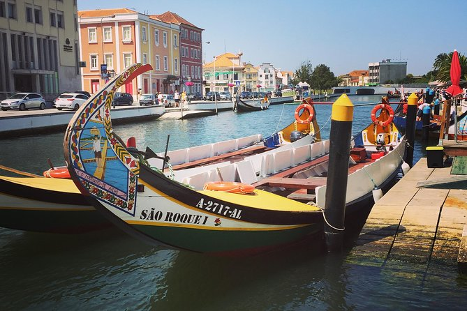 Private tour Aveiro and Coimbra from Porto