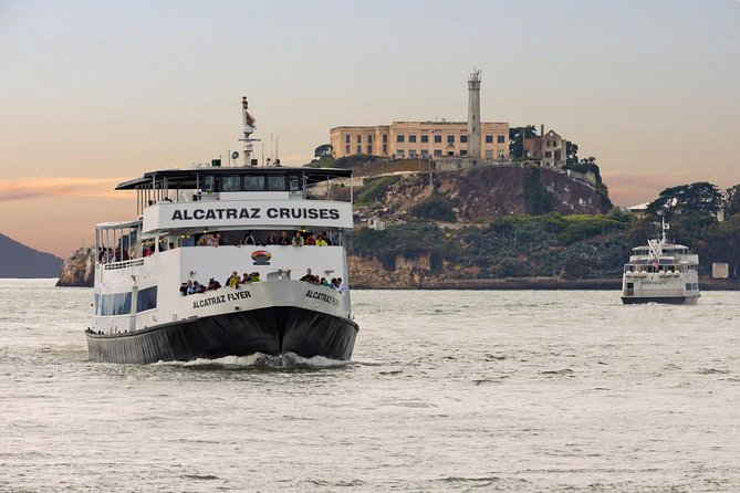 San Francisco City Tour with Official Alcatraz Tour