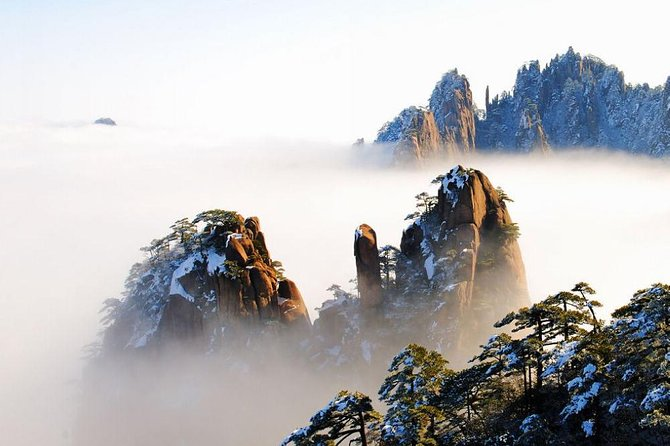 Excursión de 2 días al pueblo de Huangshan y Hongcun