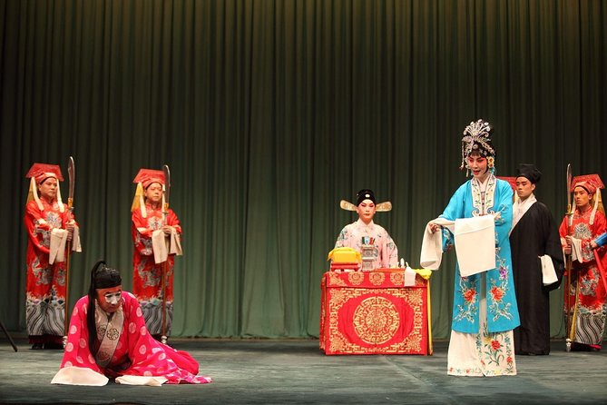 Peking Opera and Peking Duck Gourmet Dinner with Transfer
