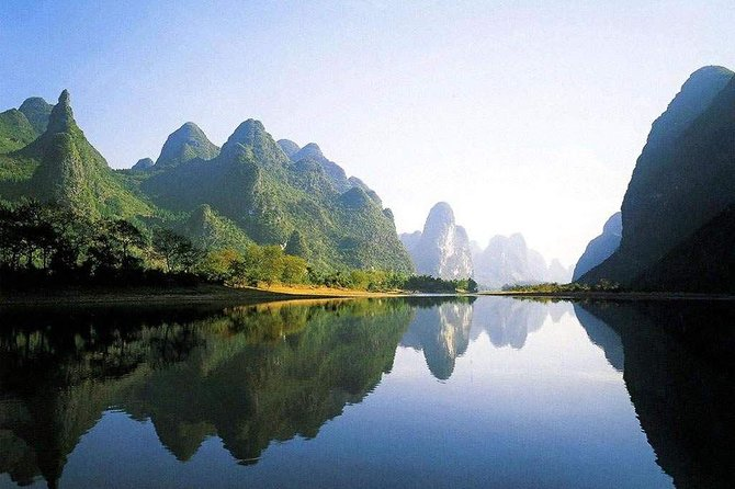 Cruzeiro Li River de Guilin com Transfer