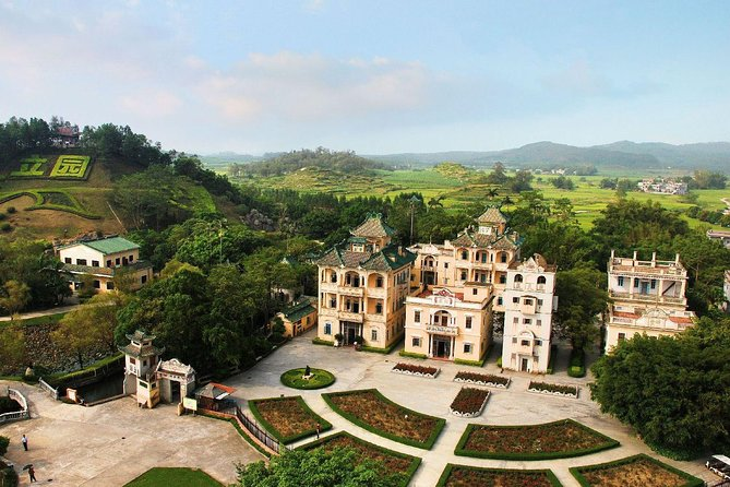 Private Day Trip to Kaiping UNESCO Watchtowers and Li Garden