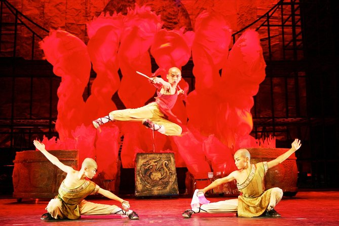 Beijing Private Tour: Shaolin Kung Fu Show and Peking Roasted Duck Dinner