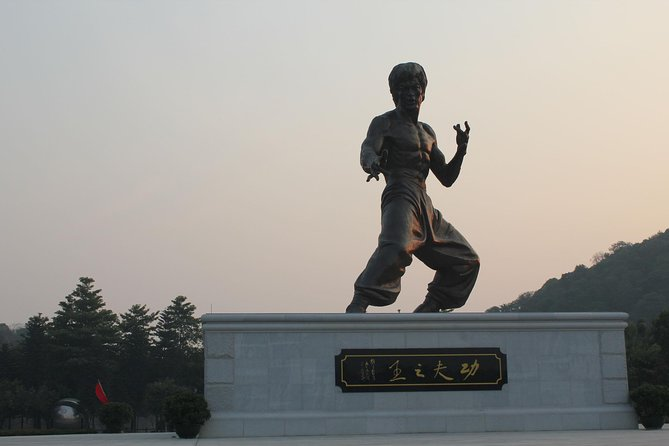 Kungfu Day Tour in Bruce Lee's Hometown of Foshan