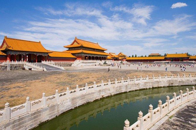 Excursión de un día a Pekín desde Shanghai, que incluye el Templo del Cielo, la Ciudad Prohibida y Hutongs