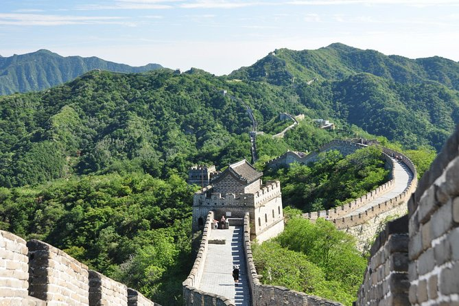 Mutianyu Great Wall and Changling Ming Tomb Bus Tour from Beijing