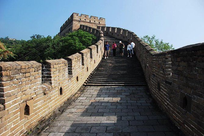 Mutianyu Great Wall, Summer Palace with Traditional Beijing Duck Dinner