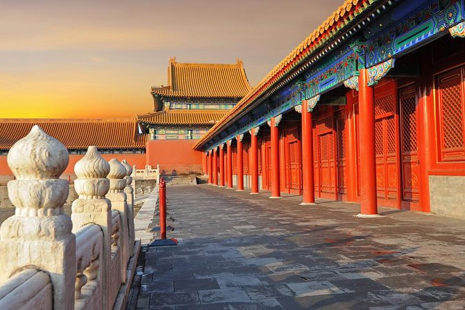 Beijing Essential Tour: Mutianyu Great Wall, Forbidden City and Tiananmen Square