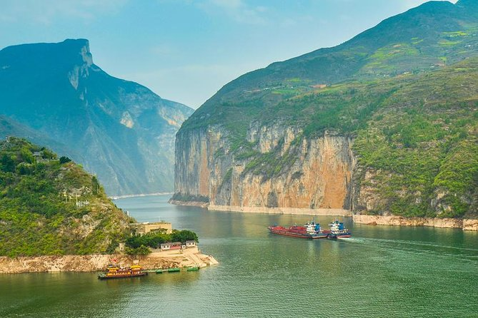 Yangtze River Cruise Ticket and Optional Transfer