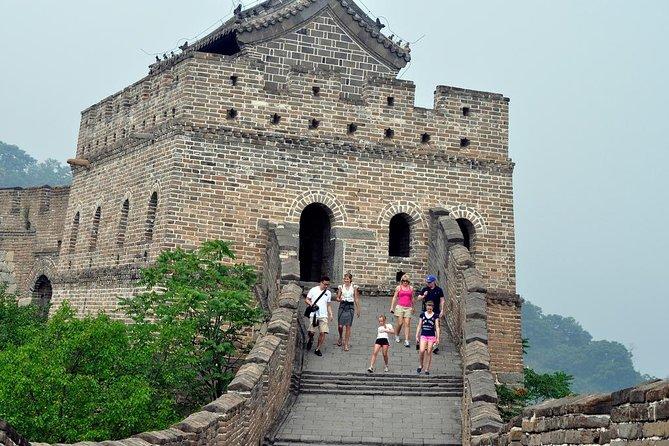 Exclusivité Viator : tour de la Grande Muraille à Mutianyu avec pique-nique et vin