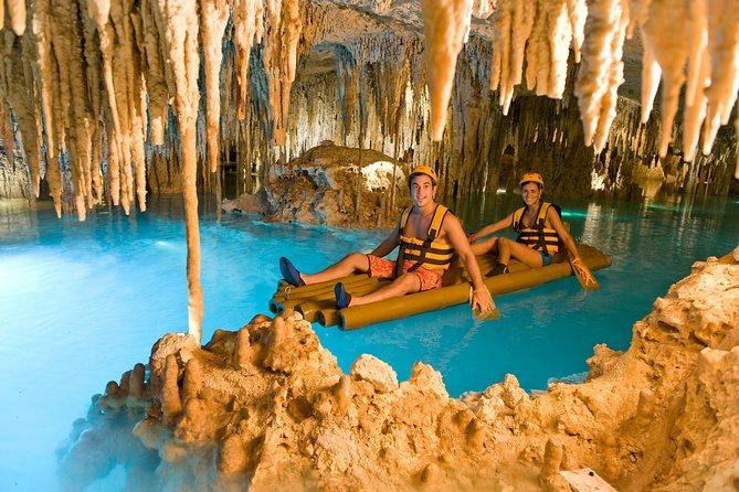 Priority Access: Xplor Adventure Park from Playa del Carmen