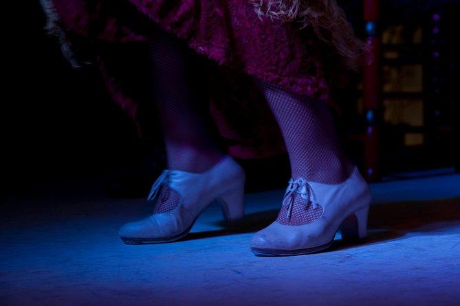 Tablao Flamenco Albayzin - Reina Mora