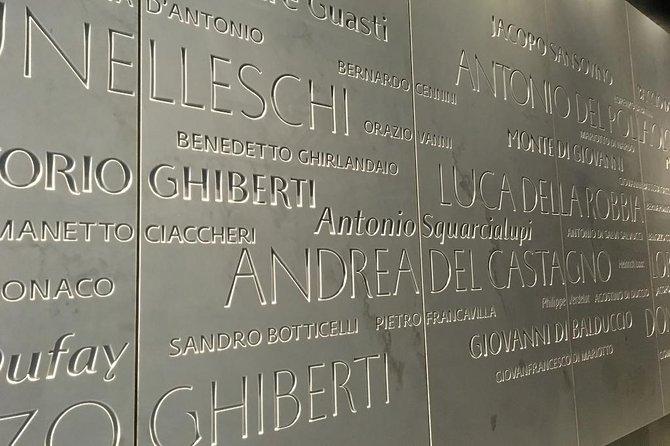 優先入場:フィレンツェ洗礼堂とドゥオーモ博物館小グループツアー