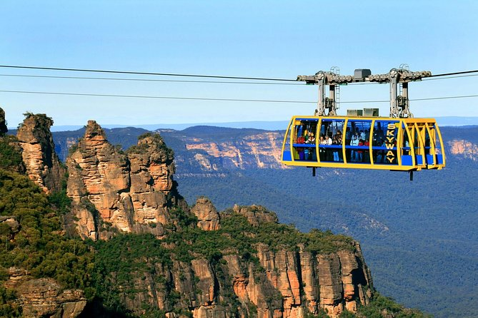 All-Day Blue Mountains Private Tour with Professional Guide for Up to 4 People