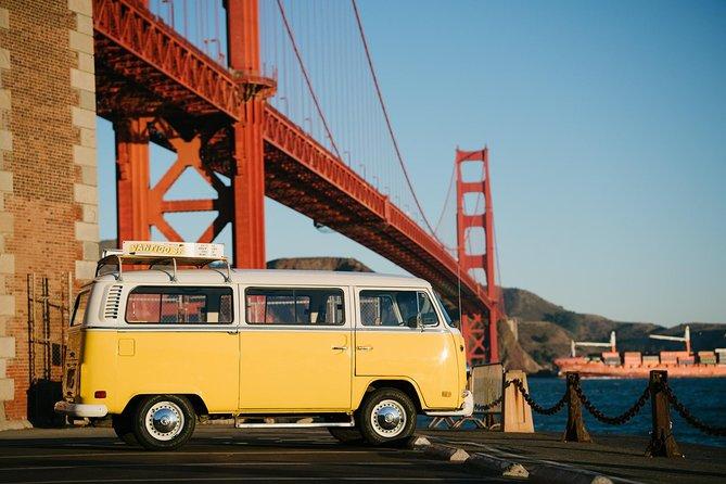 Vantigoによるサンフランシスコをめぐる4時間のプライベートツアー
