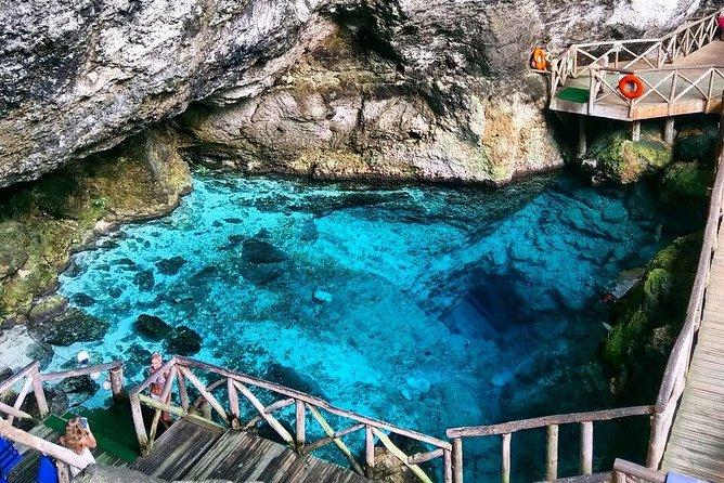 Hoyo Azul & Scape Park Cap Cana Full Admission